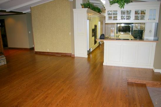 Red Oak Floor In Branson Mo